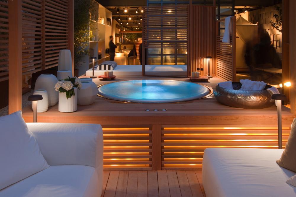 Area benessere valleirno piscine - Piscine da interno ...