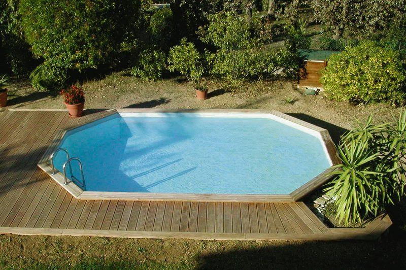 piscina oblong