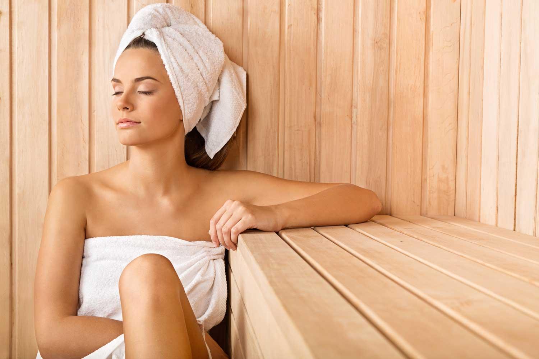 sauna salerno
